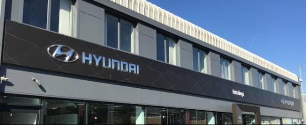 Hutchings Hyundai - Pontypridd