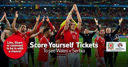 ATTENTION WELSH FANS! – Family Football Giveaway