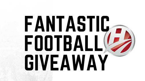 ANOTHER FANTASTIC FOOTBALL GIVEAWAY!