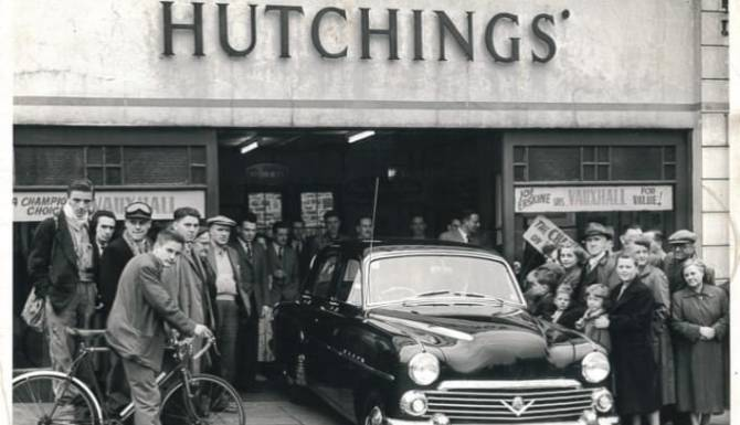Hutchings Grand Opening