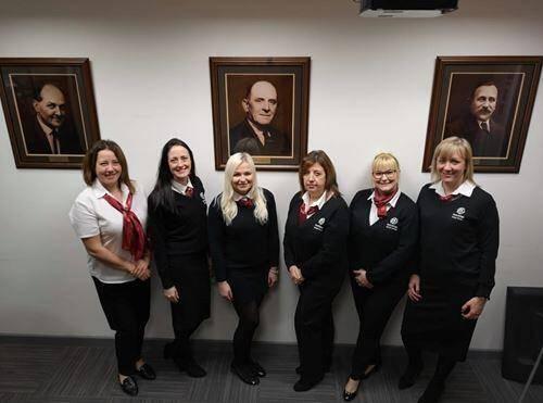 Hutchings Ladies celebrate 100 years' service