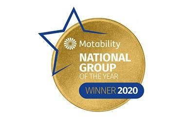 HUTCHINGS MOTOR GROUP WINS 2020 MOTABILITY DEALER AWARD