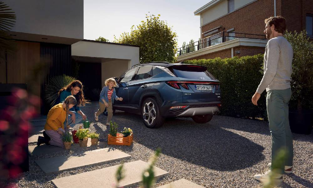 Hyundai - All-New Tucson - Exterior - 2