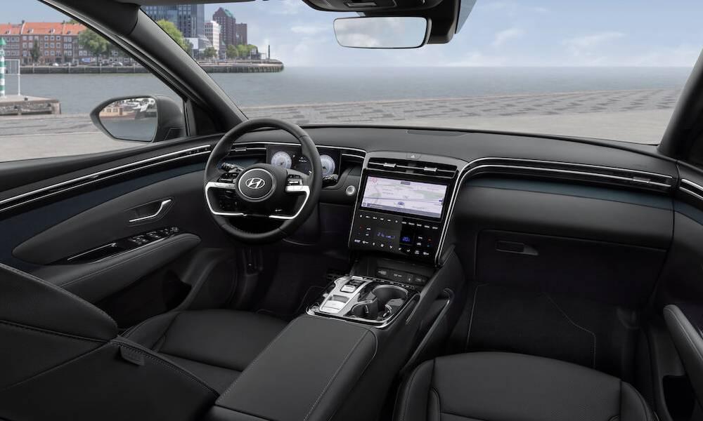 Hyundai - All-New Tucson - Interior