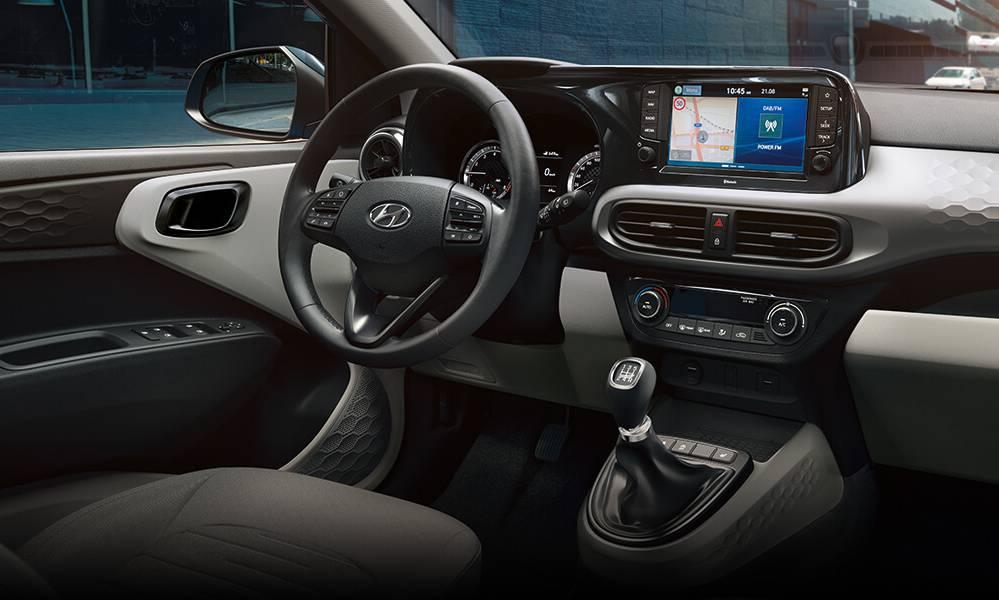 Hyundai - i10 - Interior