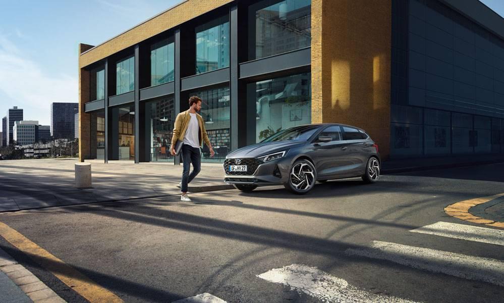 Hyundai - i20 - Exterior