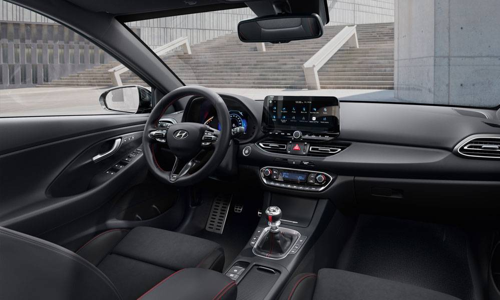 Hyundai - i20 - Interior - 2