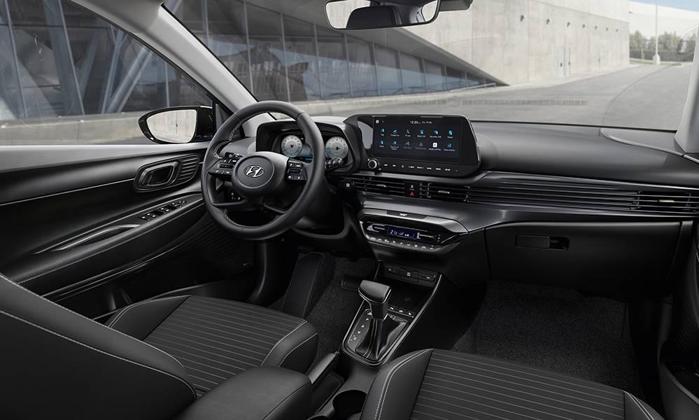 Hyundai - i20 - Interior