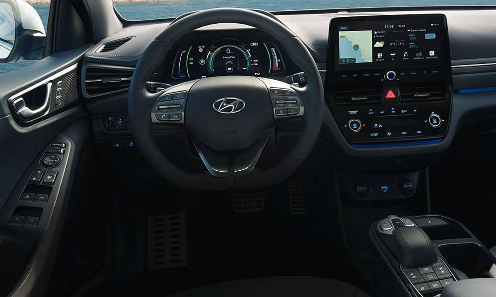 Hyundai - IONIQ Electric - Interior
