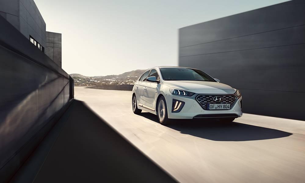 Hyundai - IONIQ Hybrid - Exterior