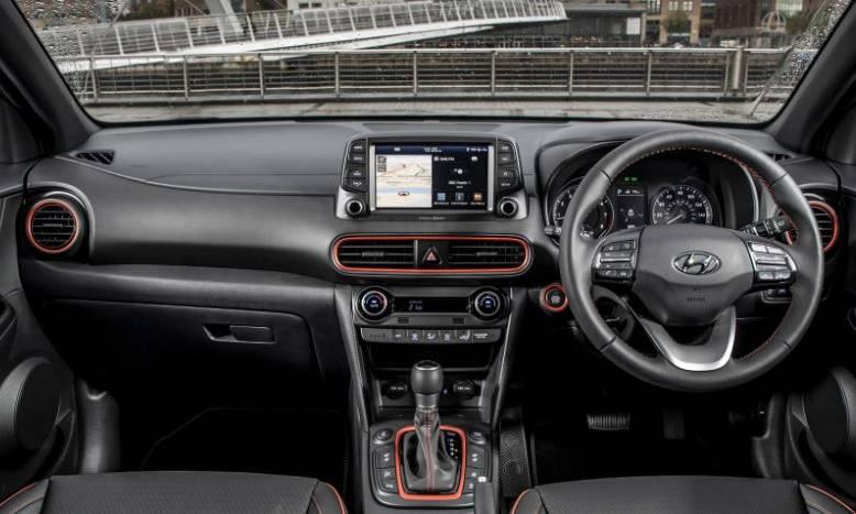 Hyundai - KONA - Interior - 2