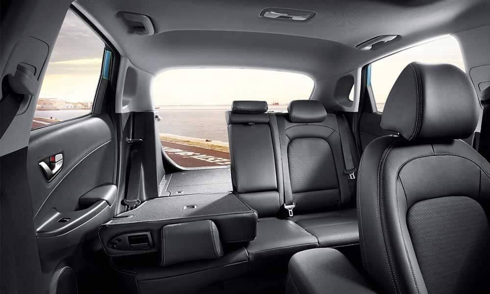 Hyundai - KONA - Interior
