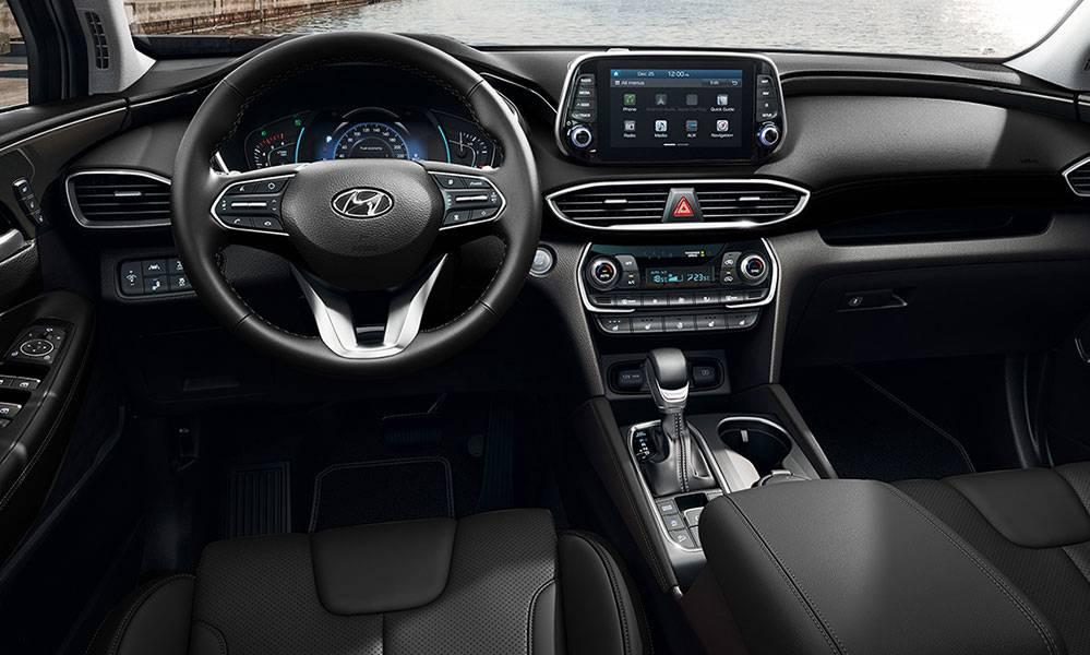 Hyundai - Santa Fe - Interior