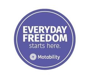 Motability Every Day Freedom