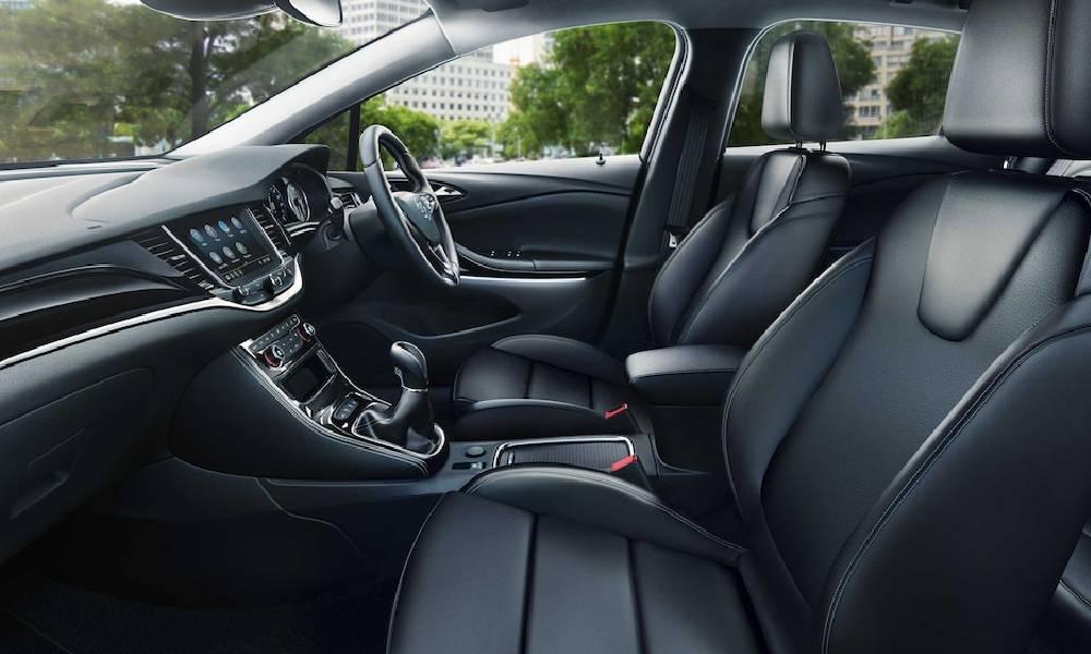 Vauxhall - Astra - Interior