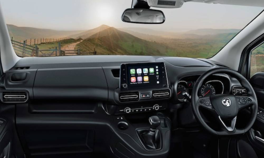 Vauxhall - Combo Life - Interior