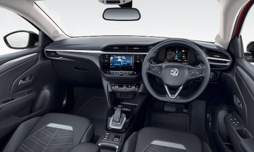 Vauxhall - Corsa - Interior