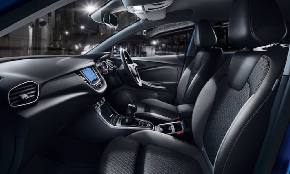 Vauxhall - Grandland X- Interior