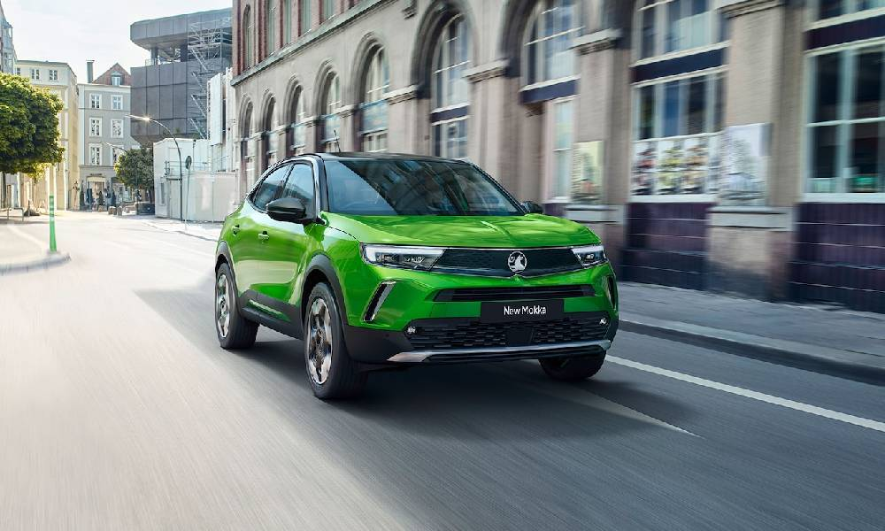 Vauxhall - Mokka-e - Exterior