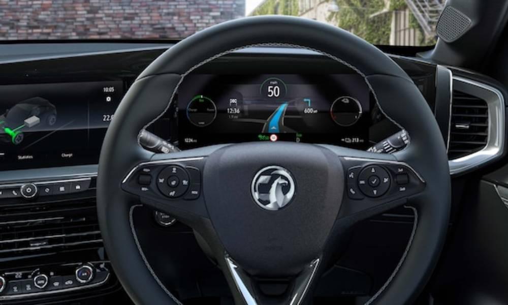 Vauxhall - Mokka-e - Interior