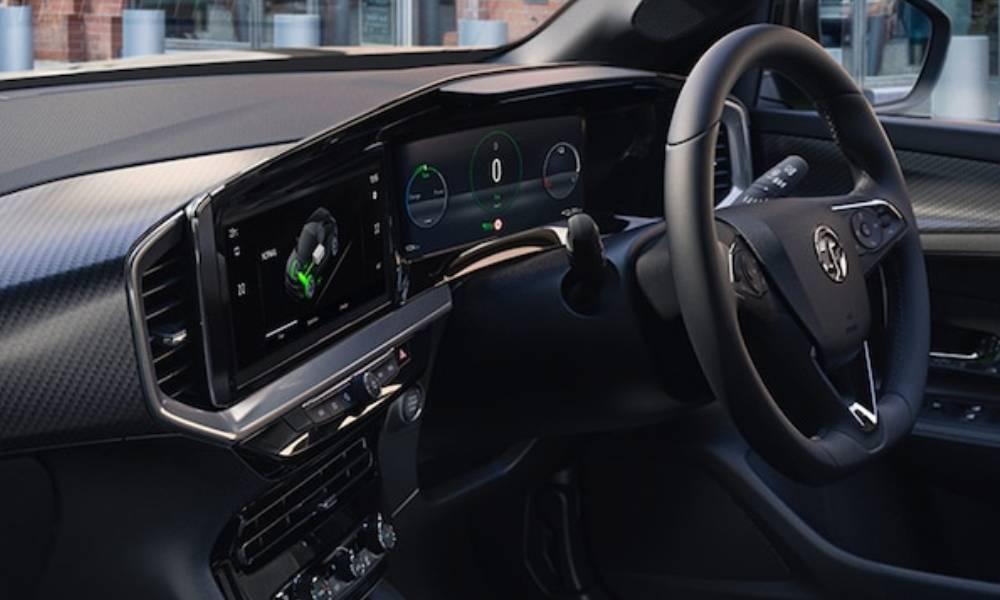 Vauxhall - Mokka - Interior 2