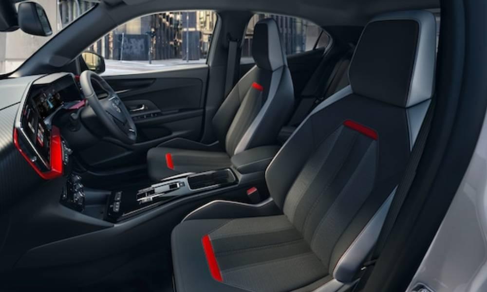 Vauxhall - Mokka - Interior