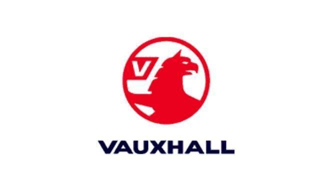 vauxhall logo promo block
